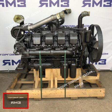 Двигатель ТМЗ 8481-08