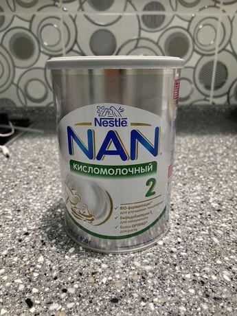 Смесь нан 2 кисломолочная