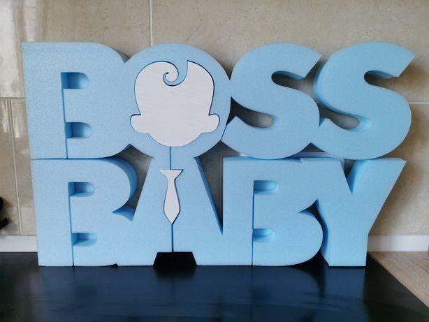 Figurine boss baby baby boss polistiren