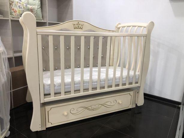 Королевская кроватка для вашего малыша