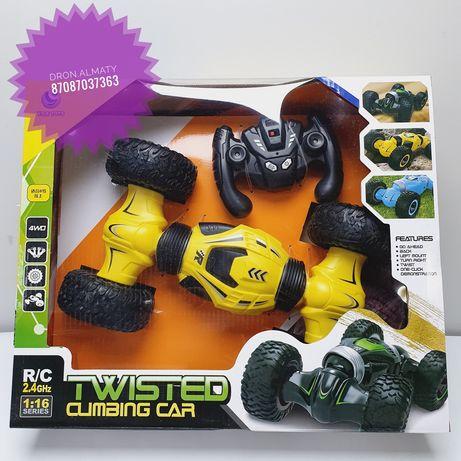Радиоуправляемые машины игрушки Перевертыш rc Талдыкорган