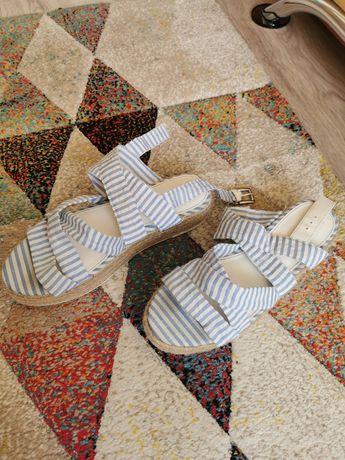 Sandale dama bershka
