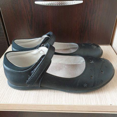 Детски обувки за момиче, ест. кожа, н. 33