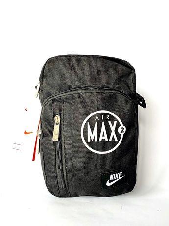 Чанта Nike Air max черна