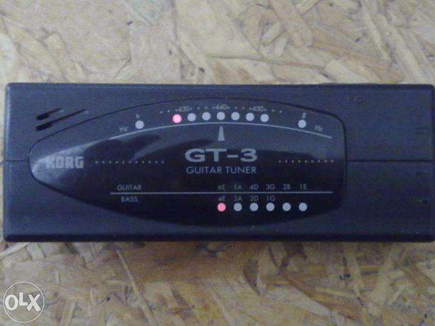 Korg GT-3 Guitar Tuner