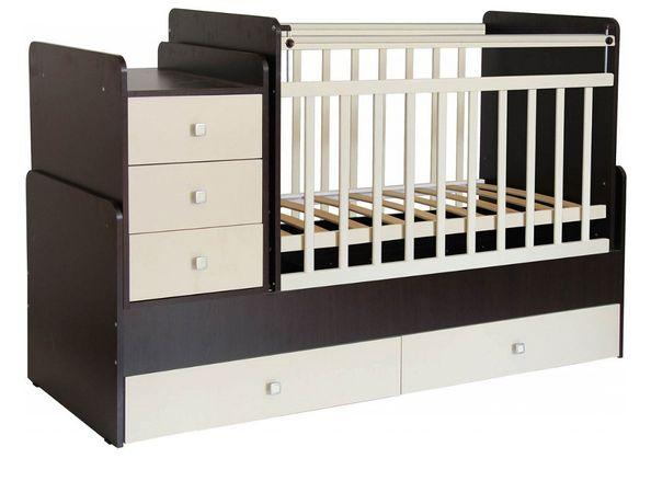 Детский манеж/ детская кроватка/ кровать трансформер/ манежка