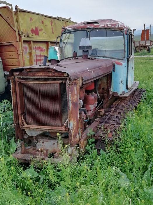 ДТ-75 тракторын сатамын н/е бартер бар Суранши батыр - сурет 1
