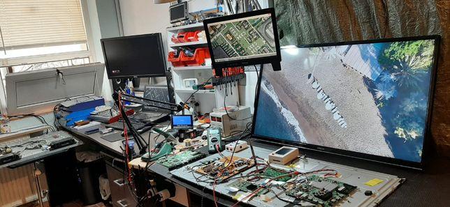 Reparatii televizoare,laptopuri,monitoare,calculatoare