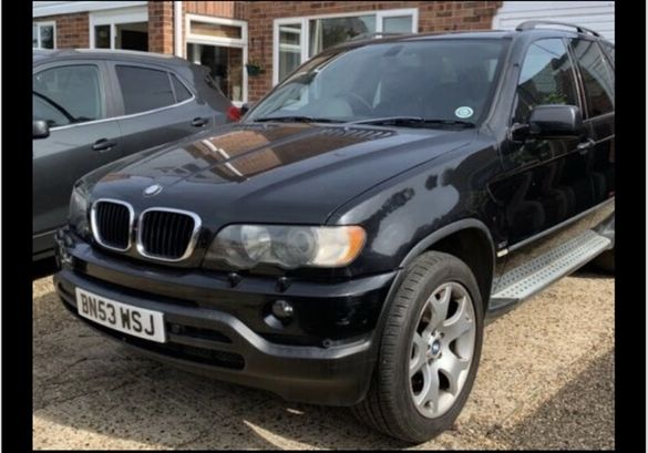 BMW E53 3.0i X5 Sport package - DSP - НА ЧАСТИ