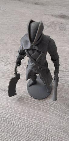 Figurina Bloodborne cu detalii foarte nuantate - personalizata