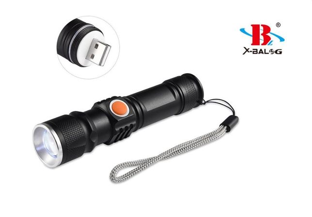 Mini lanterna cu incarcare USB