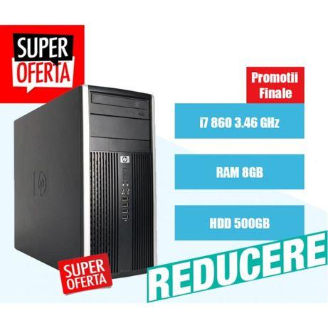 CALCULATOR I7 860 8GB DDR3 HDD 500GB DVD HP 8100 MTower Garantie