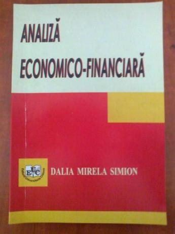 Analiza economico-financiara (Dalia Mirela Simion)