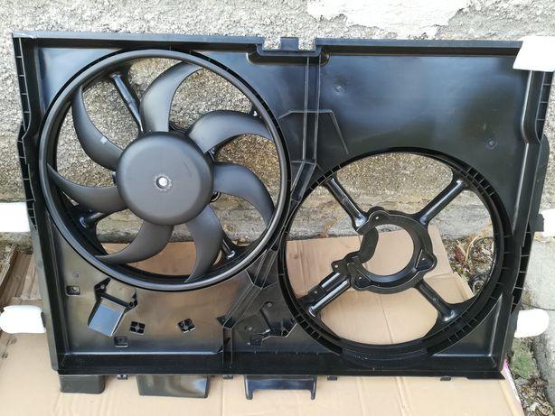 Ventilator Fiat ducato