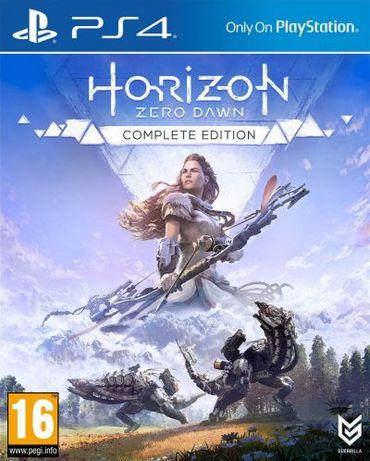 Horizon: Zero Dawn - Complete Edition / PS4 / Игра/ Playstation4