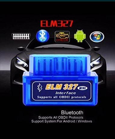 OBD2 Bluetooth Elm327 Diagnoza Auto Torque PRO Tester Auto V2.2