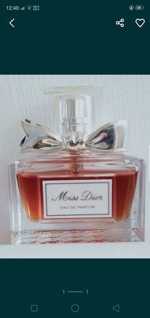 Продаю Парфюм Miss Dior оригинал