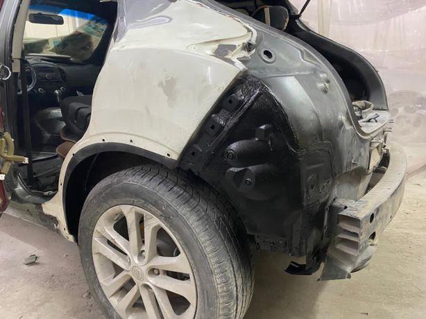Покраска авто кузовной ремон раптор силовые бампера