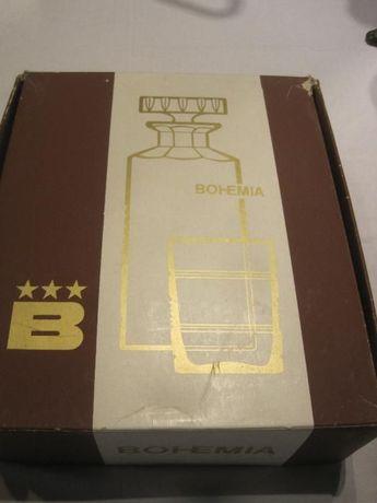 Bohemia set whisky