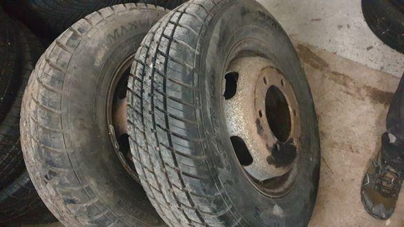 Джанти с гуми 225 75 16 С гт радиал