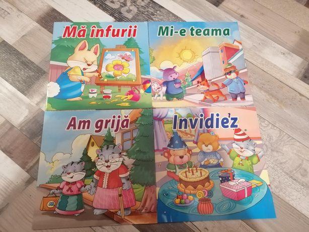 Set 4 cărți educative copii 25