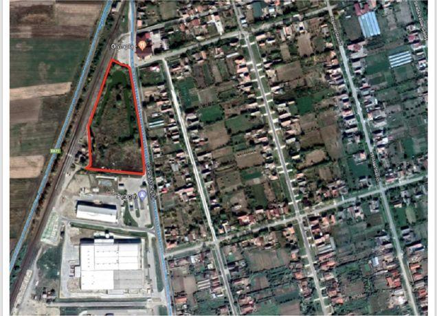 Vând teren intravilan(2.23ha) în Nădab(Chișineu Criș)