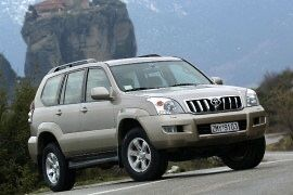 Toyota Land Cruiser 3.0d4d 120