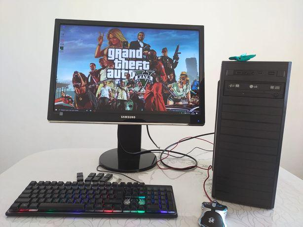 Игровой компьютер/Intel Core i7-4770/24 Samsung