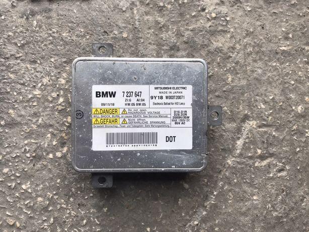 Droser balast calculator xenon 7237647 bmw e90 f10 f01 original