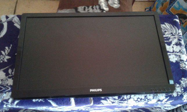 Monitor philips 21.5 inci
