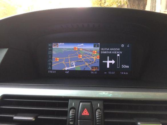 БМВ навигационни дискове 2019 гд. BMW за всички модели BMW навигации