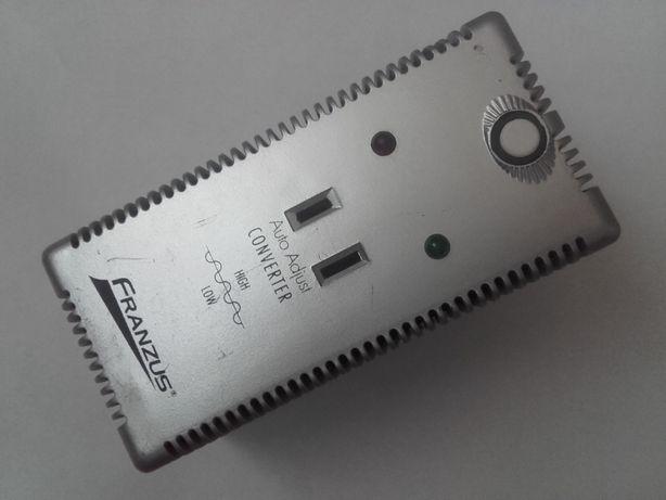 Auto adjust converter input 220Vac~output 110Vac
