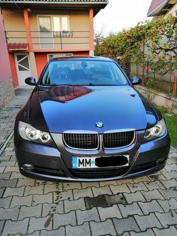 Vand BMW 318D, inmatriculat + carte service