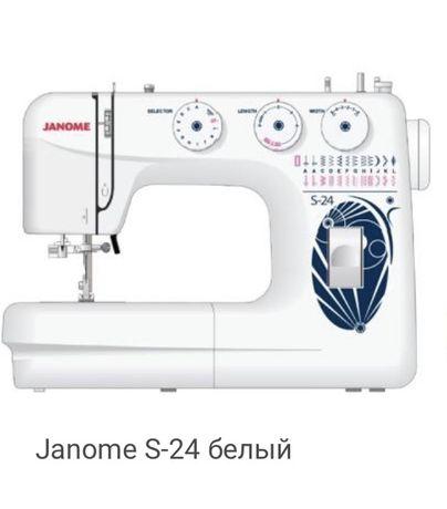 Швейная машина Janome s24