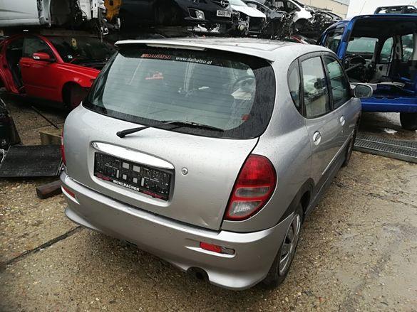 На части Дайхатсу Сирион 1,3 бензин 4х4 Автомат Daihatsu Sirion