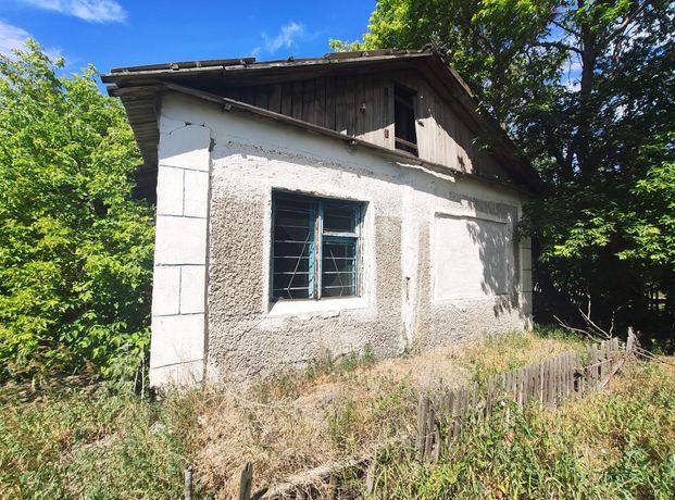Продам железобетонный плиточный дом на слом