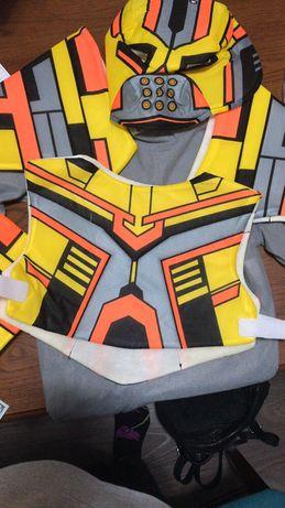 Новогодний костюм Трансформера