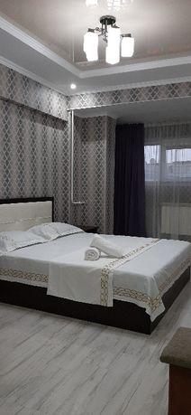 Квартира посуточно на Гоголя угол Кунаева (2-х к