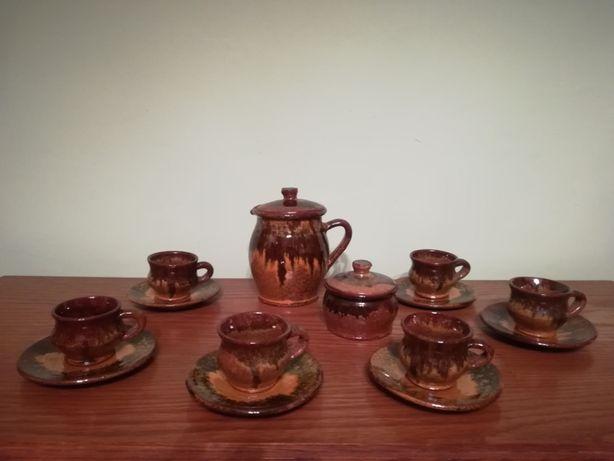 Set cafea handmade