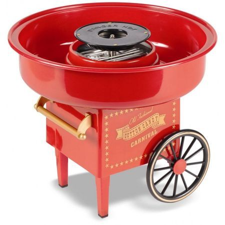NOU Masina pentru facut vata de zahar Vintage