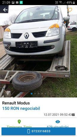 Renault Modus 1,5 diesel , 2005