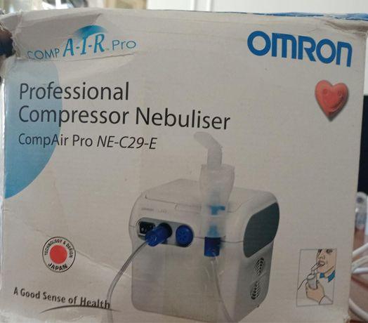 Omron Pro Compressor Nebuliser