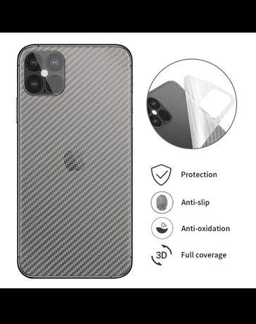 Iphone 7,7plus,8,8plus,11,11Pro Carbon Skin  Case Карбонов Скин кейс