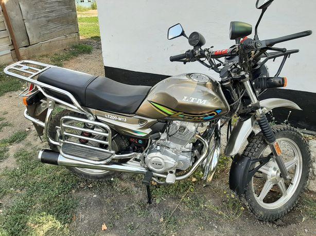 LT200-M13 мотоцикл лтм