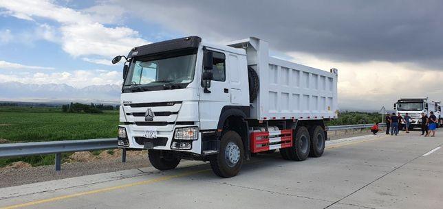 Самосвал Howo HW76 Новый 25 тонн!