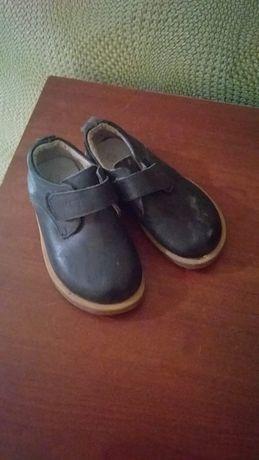 Туфли чёрные новые