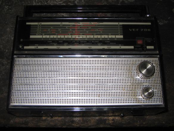 Радио VEF 206