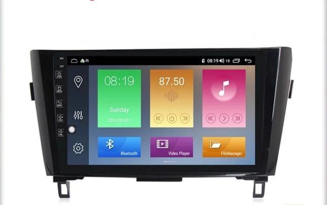 Navigatie Android 10 4GB+64 camere 360 Nissan Qashqai J11 X-Trail T32