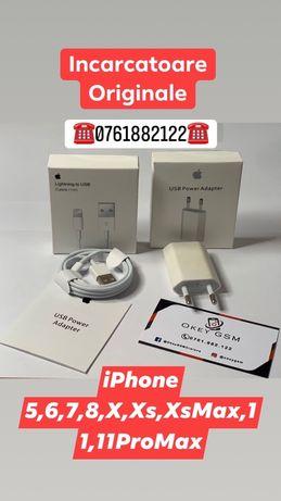 Incarcator cablu de date Original iPhone 11 Pro Max,x,xs,8,7,6,5