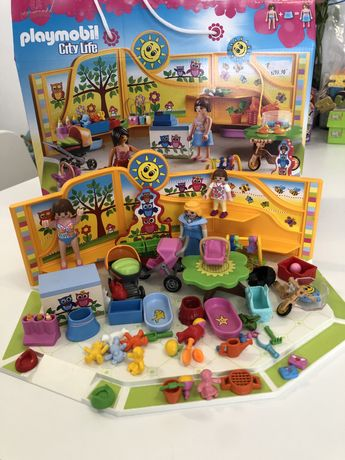 LEGO playmobil 9079 Set de Constructie Magazin pentru Bebelusi - City